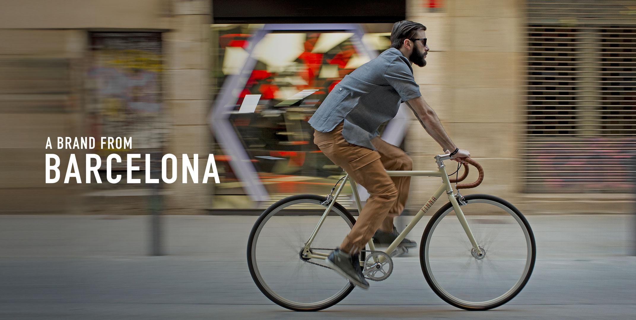 Finna Cycles Urban Bikes