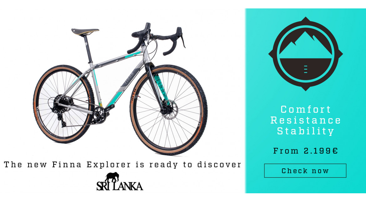 Finna Cycles in Sri Lanka