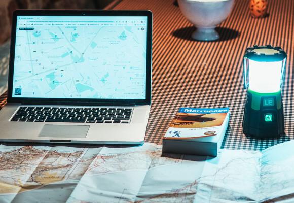 HOW TO PLAN PLAN A BIKEPACKING TRIP